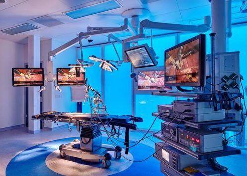 Современное эндоскопическое оборудование