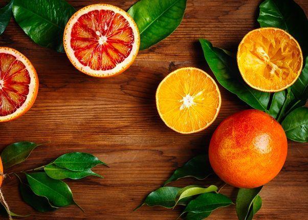 Спелые цитрусовые