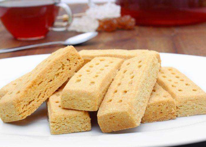 Сухое печенье