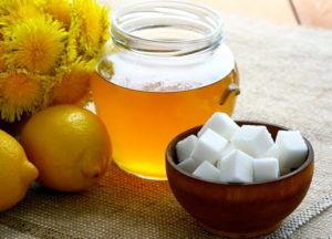 Такие продукты как мед и сахар запрещено добавлять в препарат для улучшения вкуса