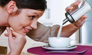 Для предотвращения диареи стоит уменьшить употребление сахара
