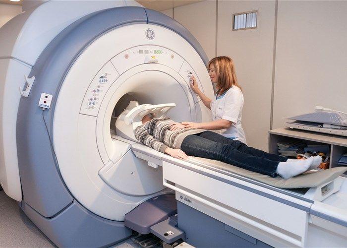 ЯМР-томография