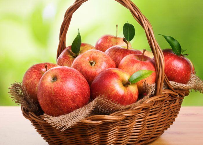 Яблоки летних сортов