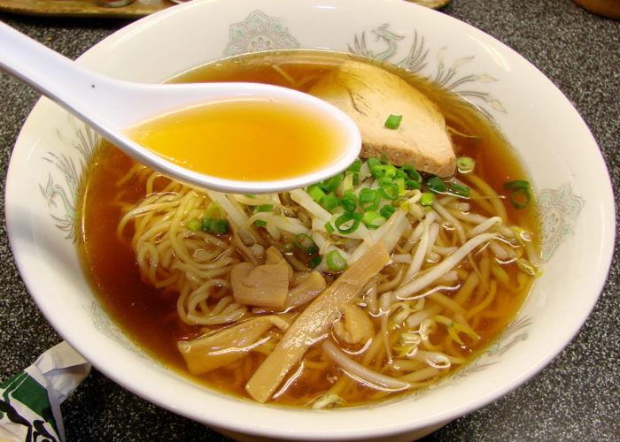 Жирные супы и бульоны