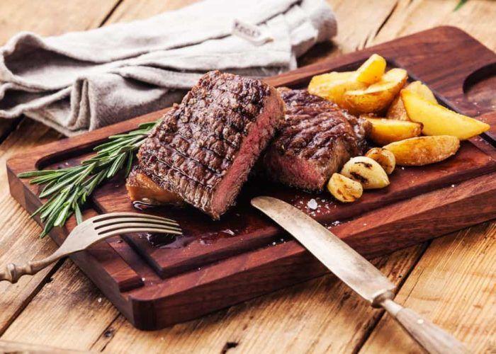 Жирные виды мяса и рыбы