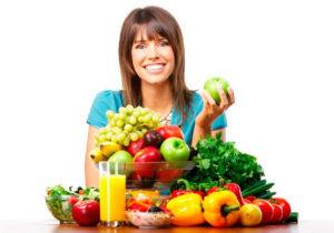 При дискинезии стоит придерживаться правильного питания
