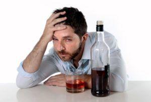 Злоупотребление алкоголя при панкреатите
