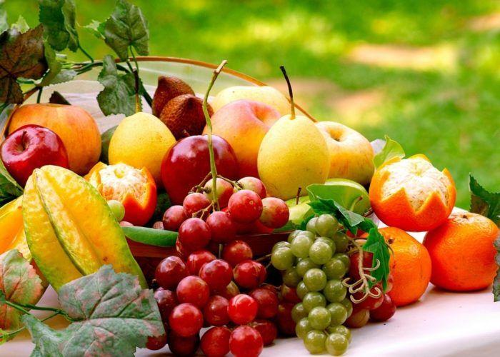 Не кислые фрукты