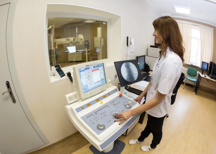 Рентген органов пищеварения