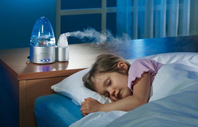 Прибор для увлажнения воздуха