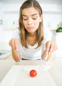 Строгая диета с лечебным голоданием