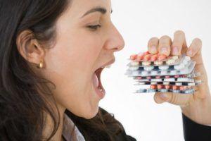 Важно помнить что запрещается самостоятельно корректировать дозы