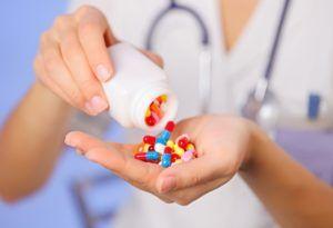 Медикаментозное лечение лимфаденопатии