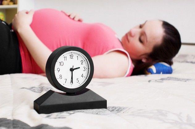 На поздних сроках беременности запущенный ротавирус опасен преждевременными родами
