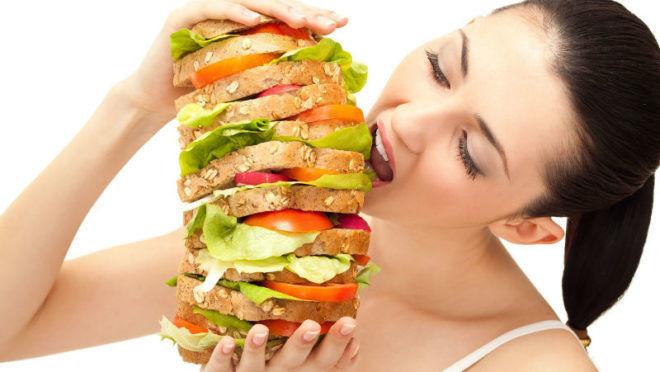 Несбалансированое питание способствует увеличению количества кишечной палочки