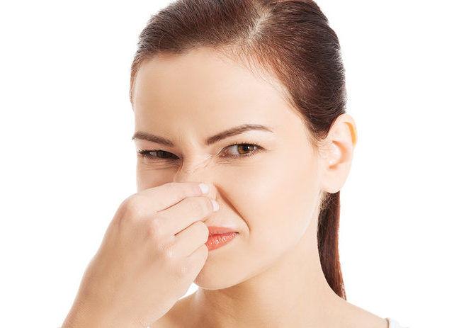 Плохая переносимость некоторых запахов