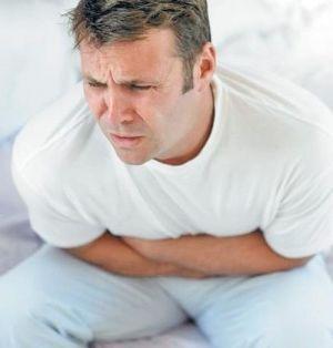 Режущая боль в левом боку