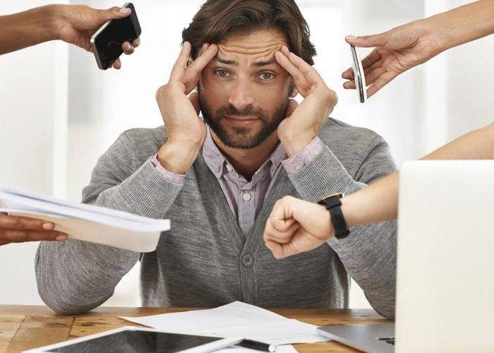 Снижается устойчивость к психическим и физическим нагрузкам