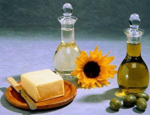 В период обострения запрещено употребление сливочного и растительного масла