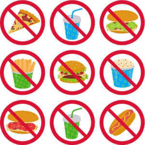 Запрещенные продукты после операции