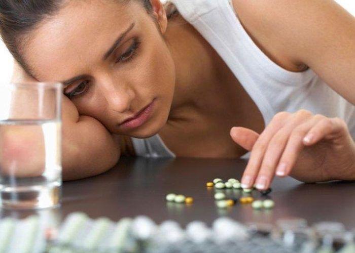 Неконтролируемого приема медикаментов