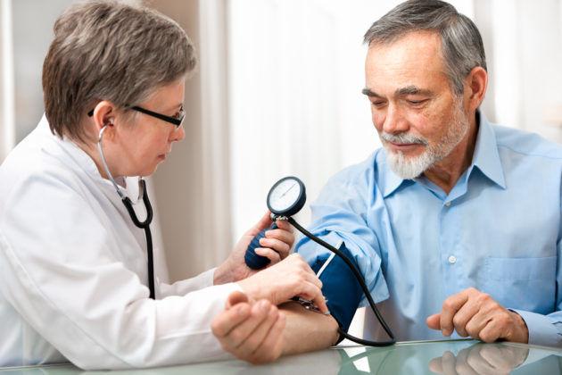 Нестабильные показатели артериального давления