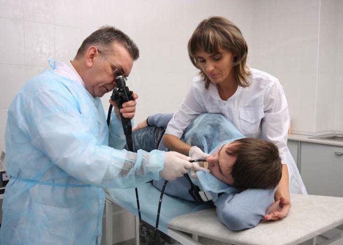 Видеоэзофагогастродуоденоскопия