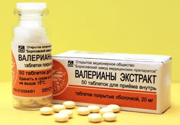 Экстракт валерианы при стрессе