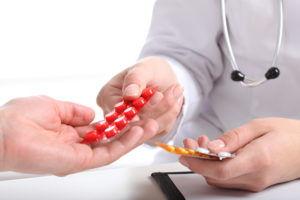 Медикаментозное лечение при поверхностном гастродуодените