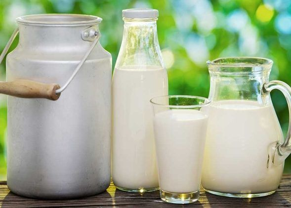 Молоко или кефир