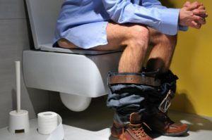 Нарушение стула в виде диареи либо запора при плоскоклеточном раке
