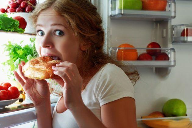 Не переедать на ночь для лечения диспепсии
