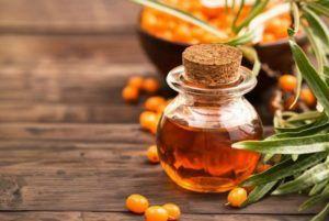 Облепиховое масло для лечения анальной трещины