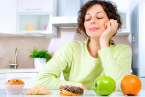 Поддержание диеты при лечении тяжести