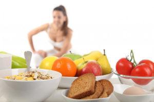 Правильное питание для лечение тяжести