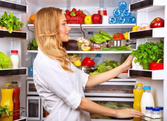При диете все продукты должны быть свежими