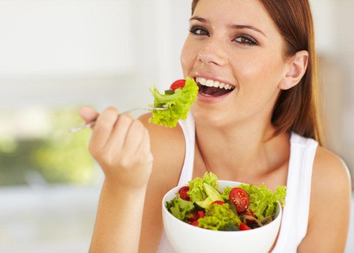 Принимать пищу 5–6 раз в день