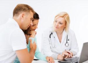 Следует пройти медицинское обследование для диагностики заболевания