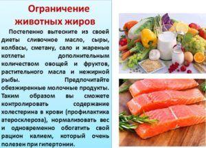Стоит ограничить употребление животных жиров