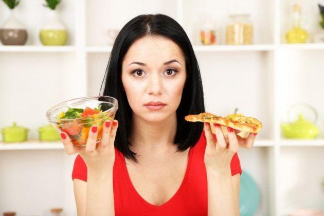 Строгое соблюдение диеты при лечении гастроэнтерита