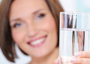 Прием жидкости можно осуществлять на следующий день после операции