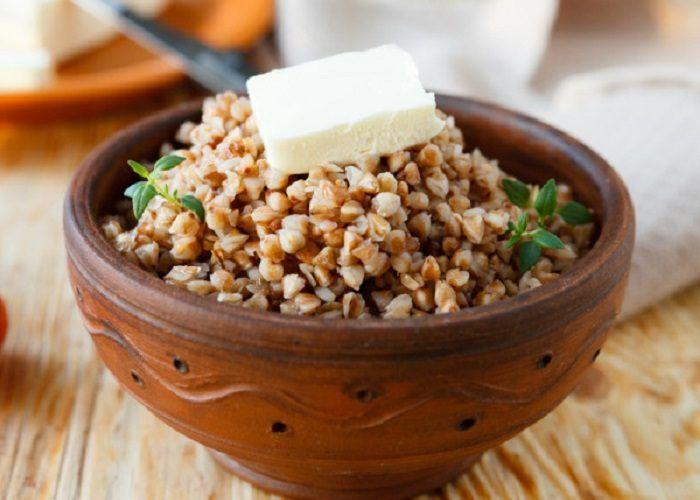Все каши, кроме рисовой и кукурузной