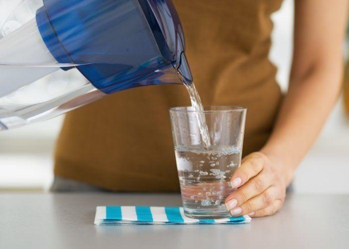 Выпивать достаточное количество жидкости