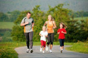 Здоровый образ жизни для профилактики заболевания