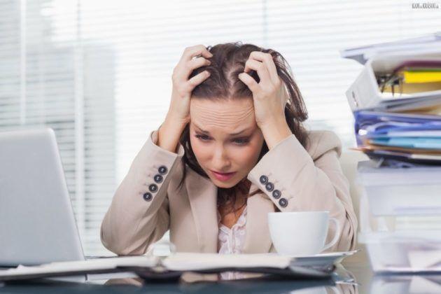 Стресс является причиной тяжести в желудке
