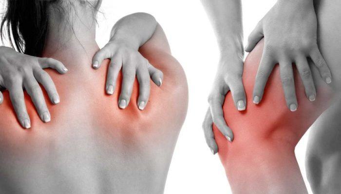 Болезненность в мышцах